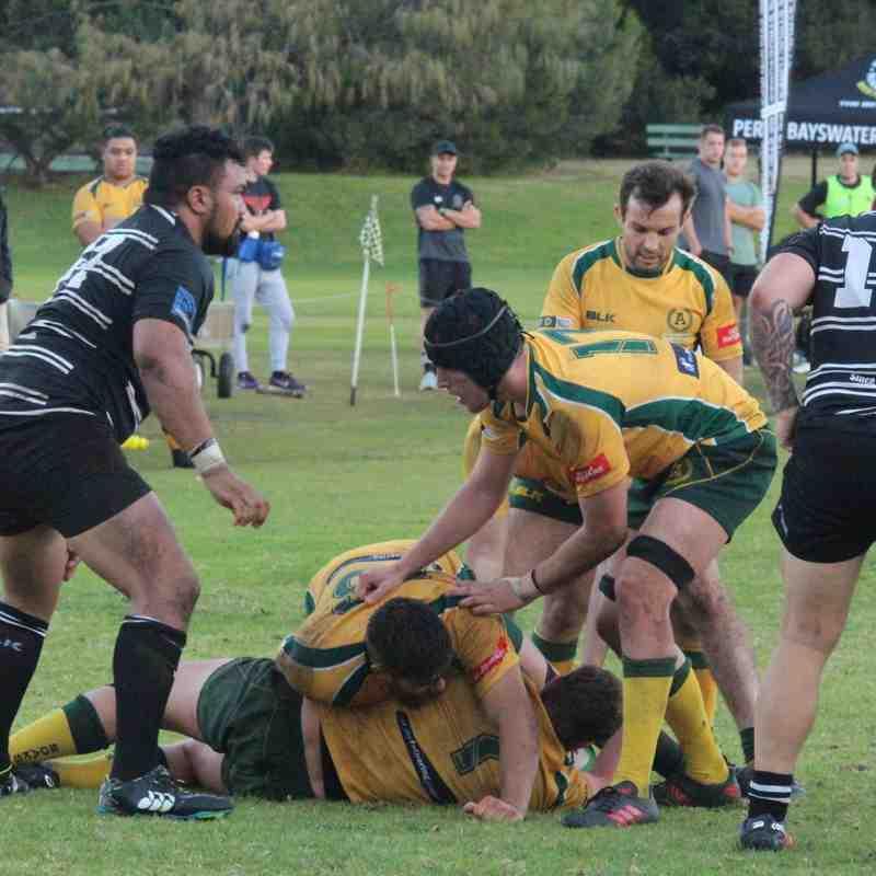 Premier Grade vs Perth Bayswater 23/6/2018