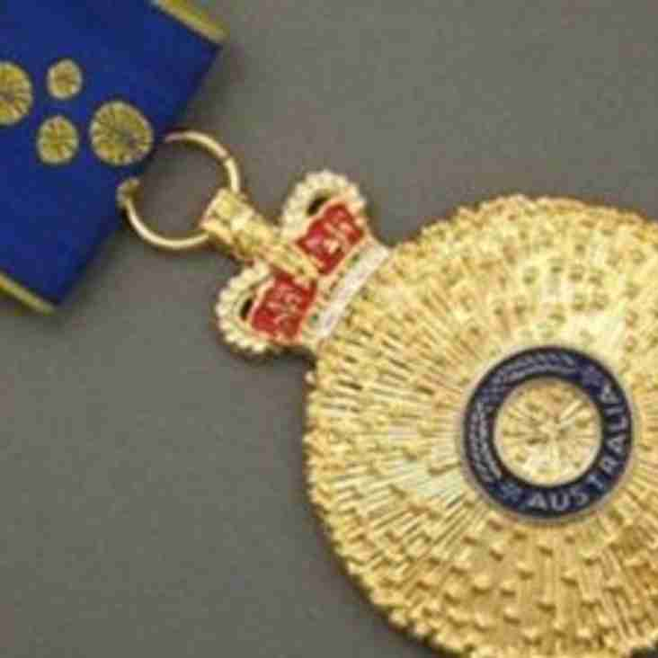 Associates Members Receives Order of Australia Medals