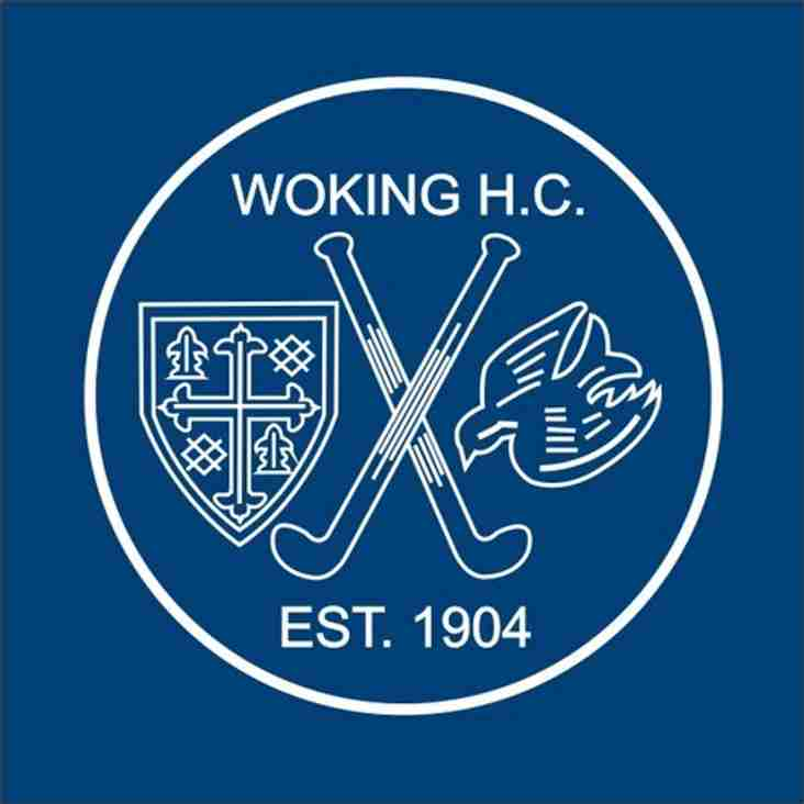 WOKING HOCKEY CLUB SEEK A DIRECTOR OF COACHING FOR THEIR THRIVING JUNIOR SECTION.
