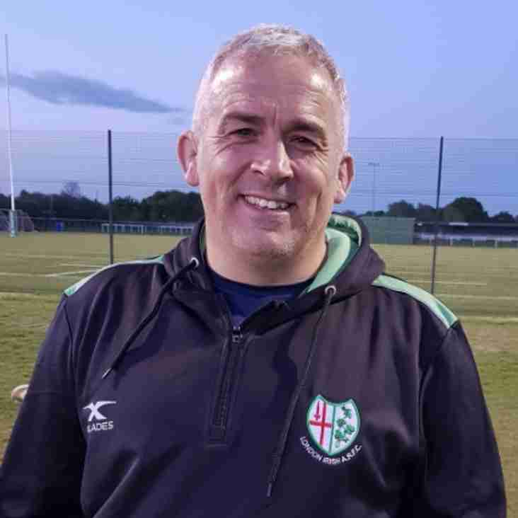 Wild Geese new Head Coach