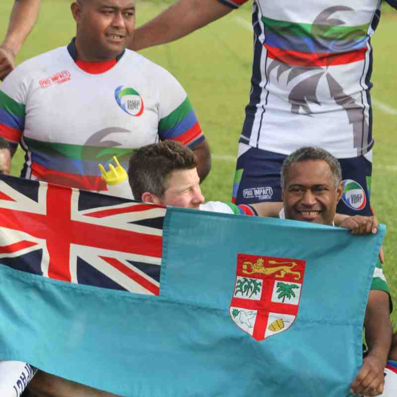 Touring teams - Pacific Islanders Rugby  - March 2019