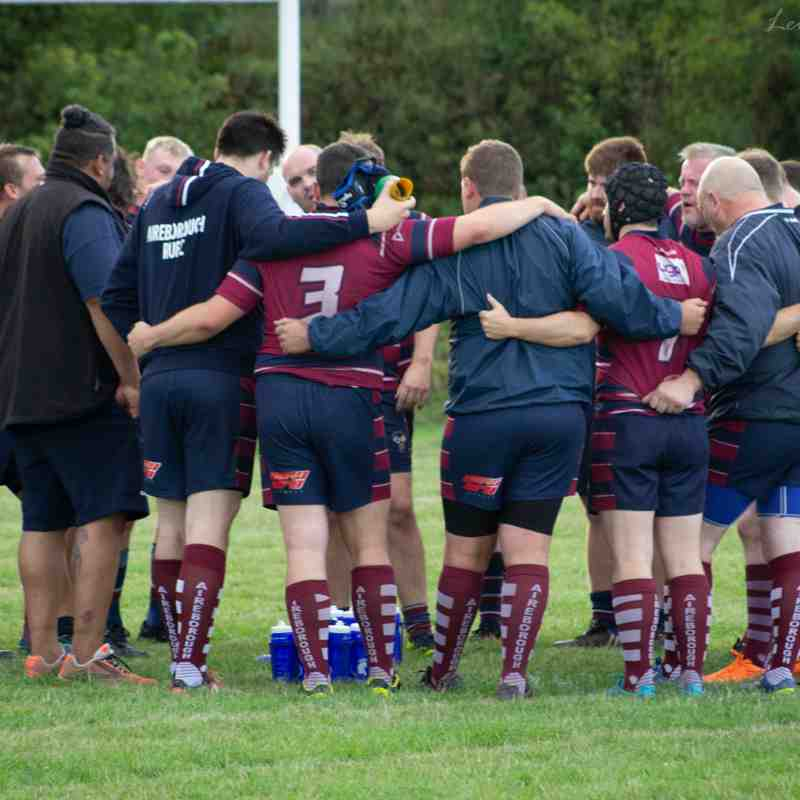 AIRE VS YARNBURY RFC PRE SEASON FRIENDLY