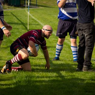 Rotherham Phoenix vs. Aireborough 34-14