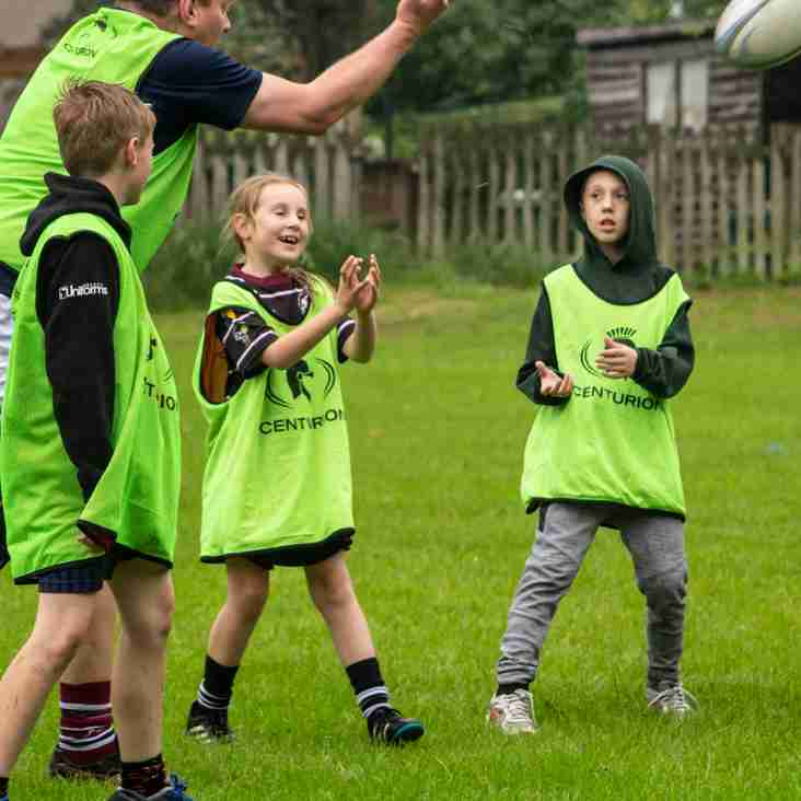 Touch and Pass tournament for all ages