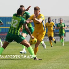 Canvey Island VS Thamesmead Town 04/08/2018