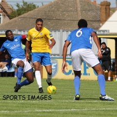 Canvey Island Vs Barking 11/08/2018