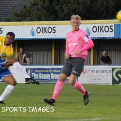 Canvey Island Vs Enfield Town 21/08/2018