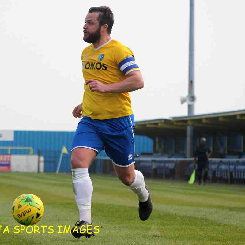 Canvey Island Vs Basildon United 22/04/19