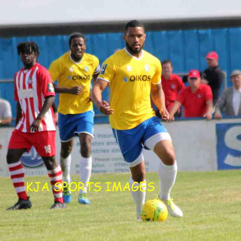 Canvey Island Vs Bowers & Pitsea 20/07/2019