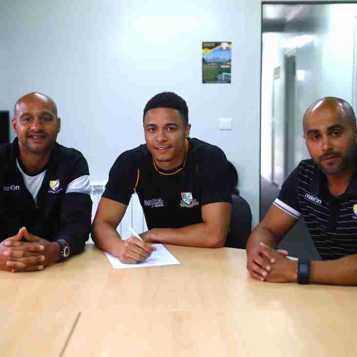 Double Defence Delight: Basford United Confirm new signings