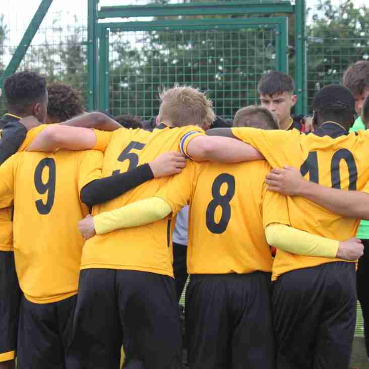 Basford United call-out for young talent with education academy trials