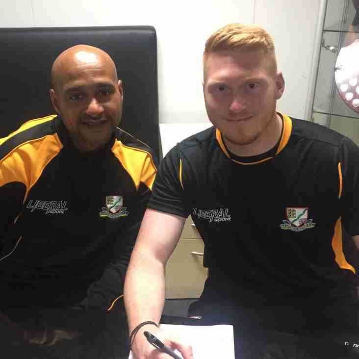 Basford move swiftly to sign top-rated goalkeeper Kieran Preston
