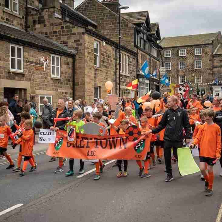 Otley's 2018 Carnival a great success