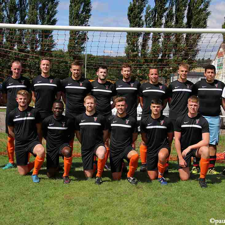 Firsts kick off the 18/19 season with a trip to Howden Clough