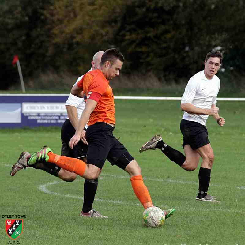 Otley Town AFC v Wetherby Athletic