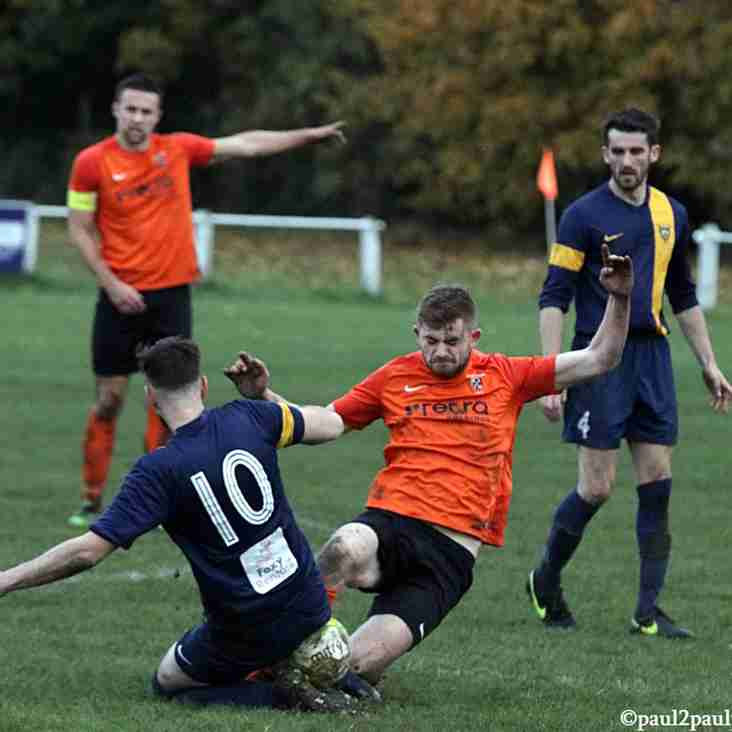 OT First Team Hoste Baildon Trinity in the first round of the Wharfedale District Cup
