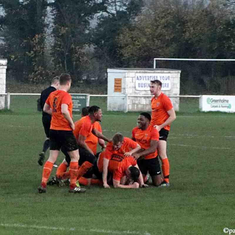Otley Town AFC v Baildon Trinity