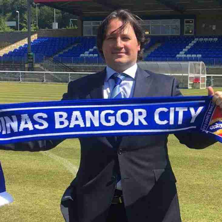Craig Harrison Confirmed As Manager