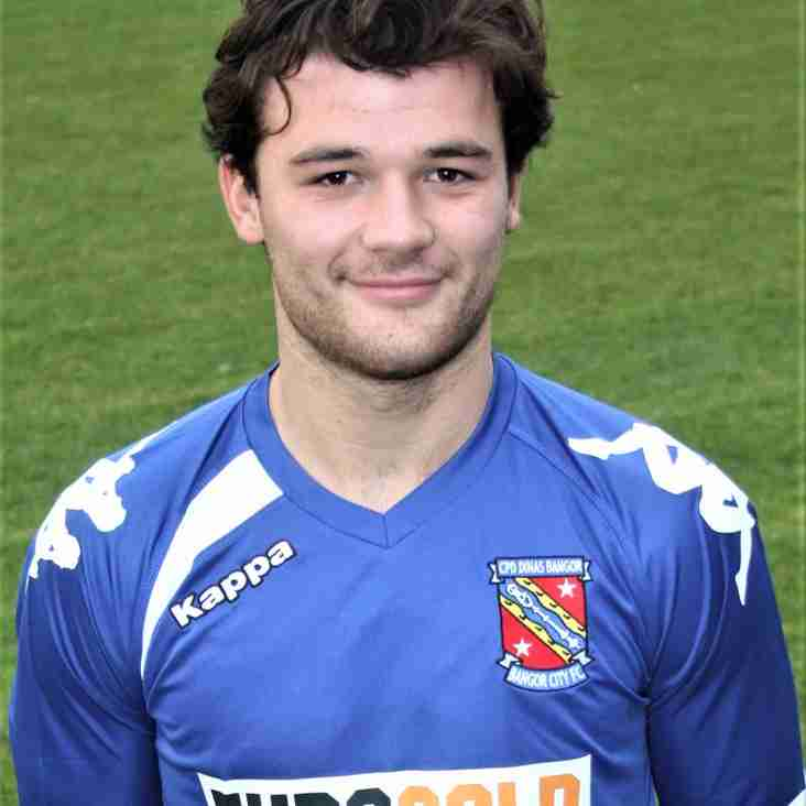SAM ASHWORTH JOINS HOLYHEAD
