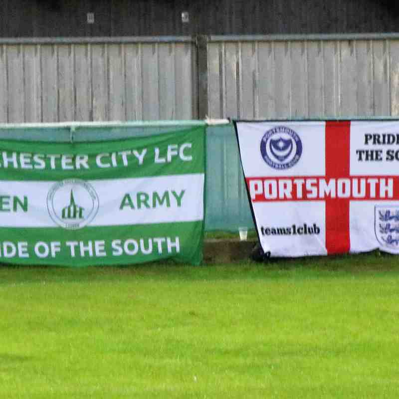 Chichester City V Portsmouth