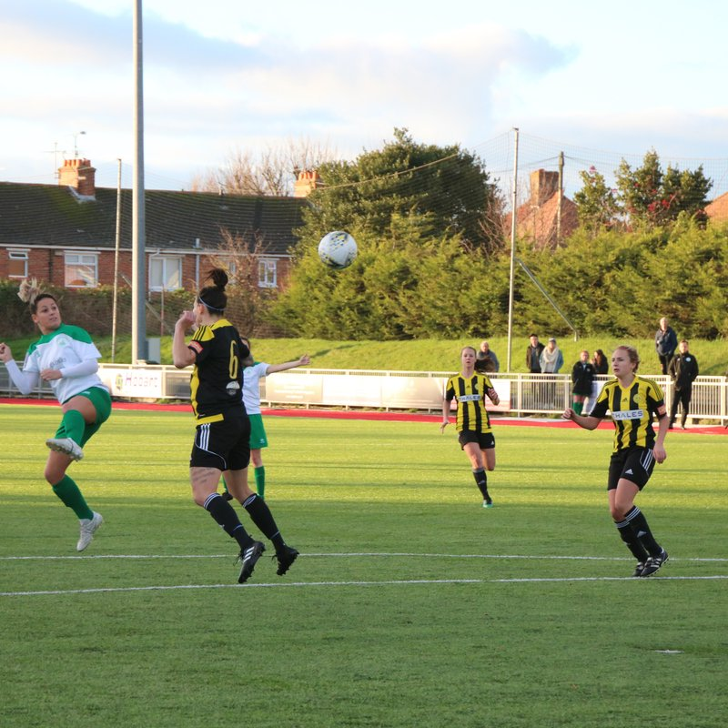Crawley Wasps V Chichester City