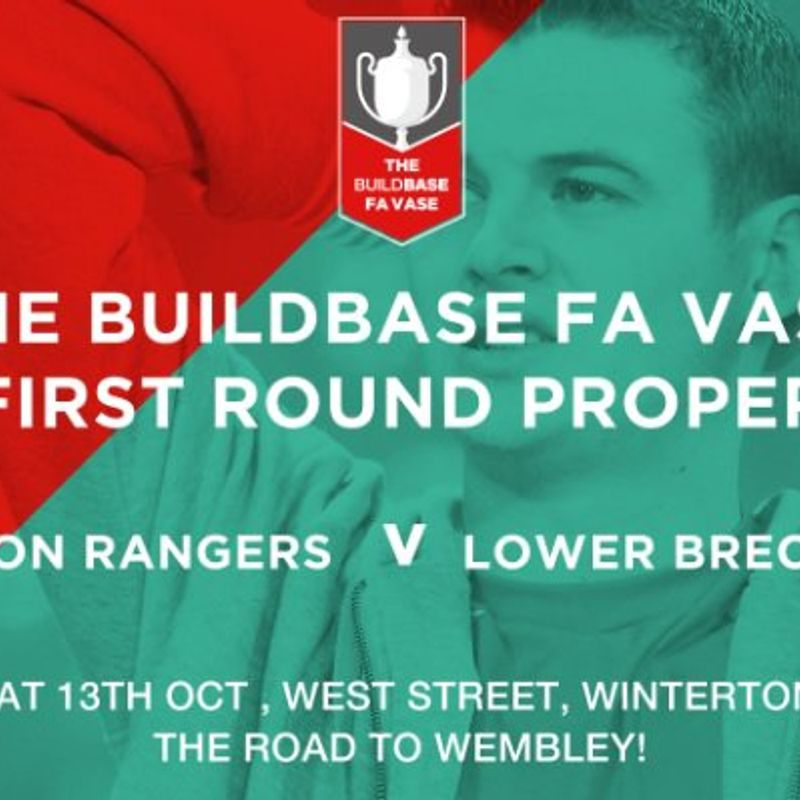 VASE AWAY DAY DRAW FOR THE BRECK