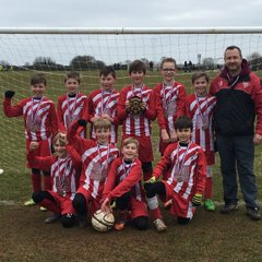 Devizes Town Youth U10 Cup Winners