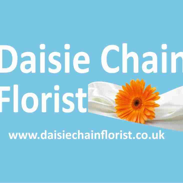 Daisie Chain Florist - Sponsor U15 Girls Team