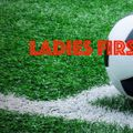 Ladies First Team beat Hitchin Belles 2 - 0