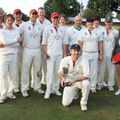 Burn I lose to Thorpe Willoughby CC - Midweek XI  -