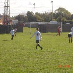 U18 vs Maltby Main 23/09/18