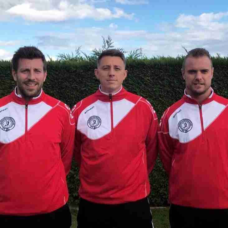 Parkgate F.C. are proud to announce our new management team!