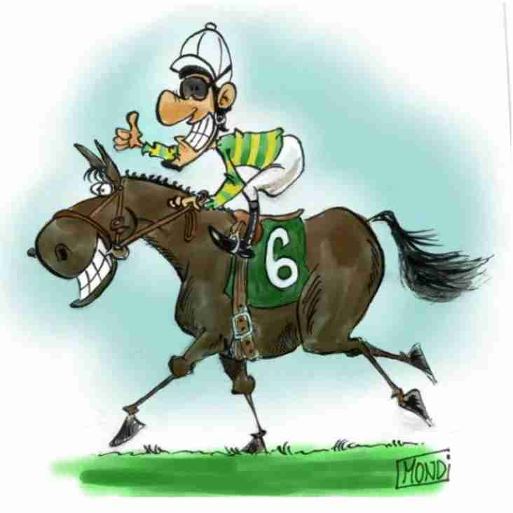 Race Night at Roundwood! - 20th Oct 2018