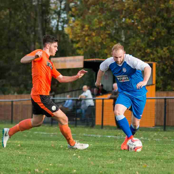 Harworth Colliery Match Report