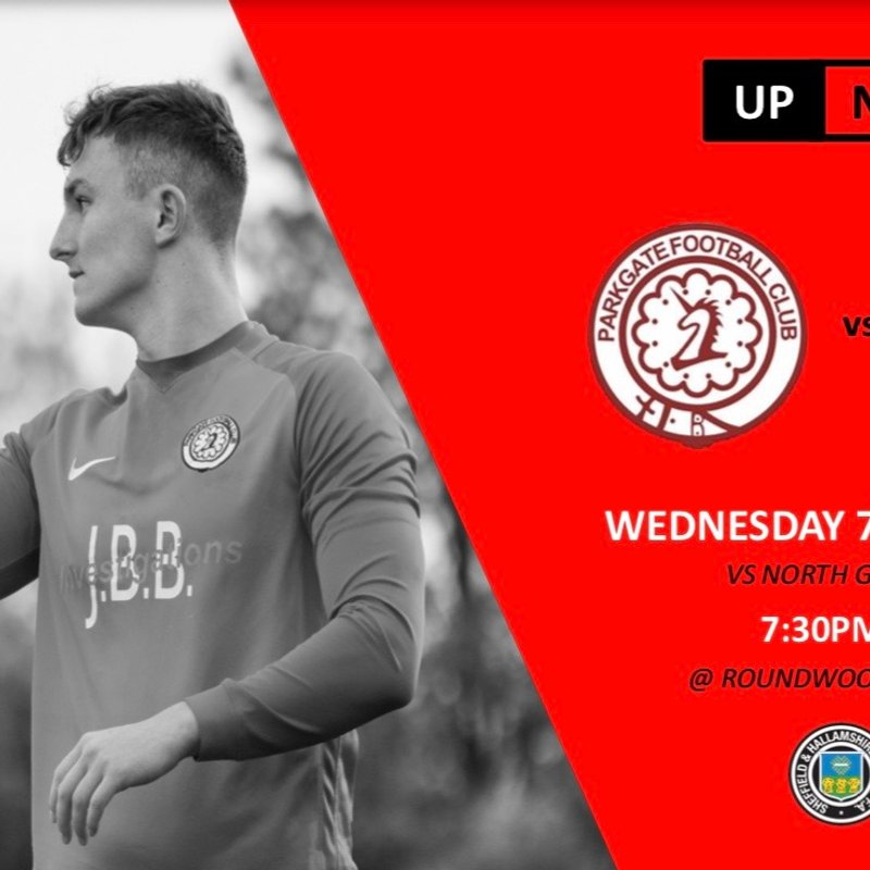 PREVIEW: Steelmen vs North Gawber Colliery - Wed 7 Nov