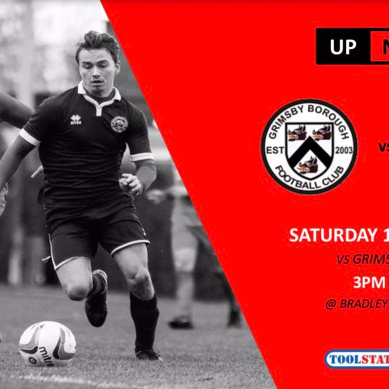 PREVIEW: Grimsby Borough vs STEELMEN
