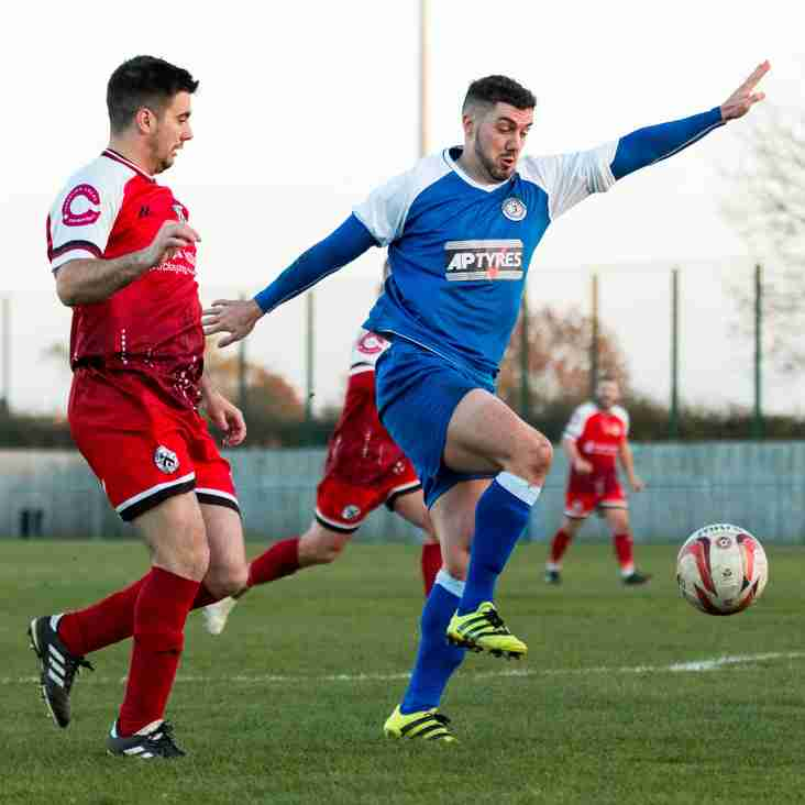FT | Grimsby Borough 2-1 Parkgate