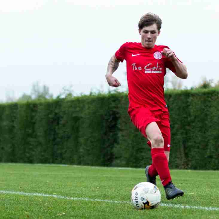 Parkgate Under 18's win at Swallownest F.C.