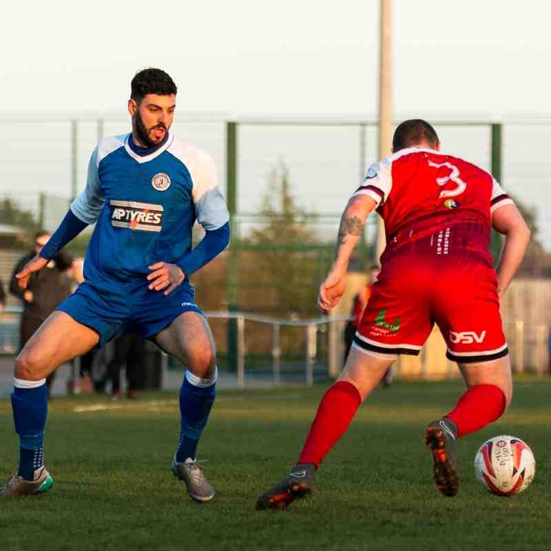 vs Grimsby Borough 17/11/18