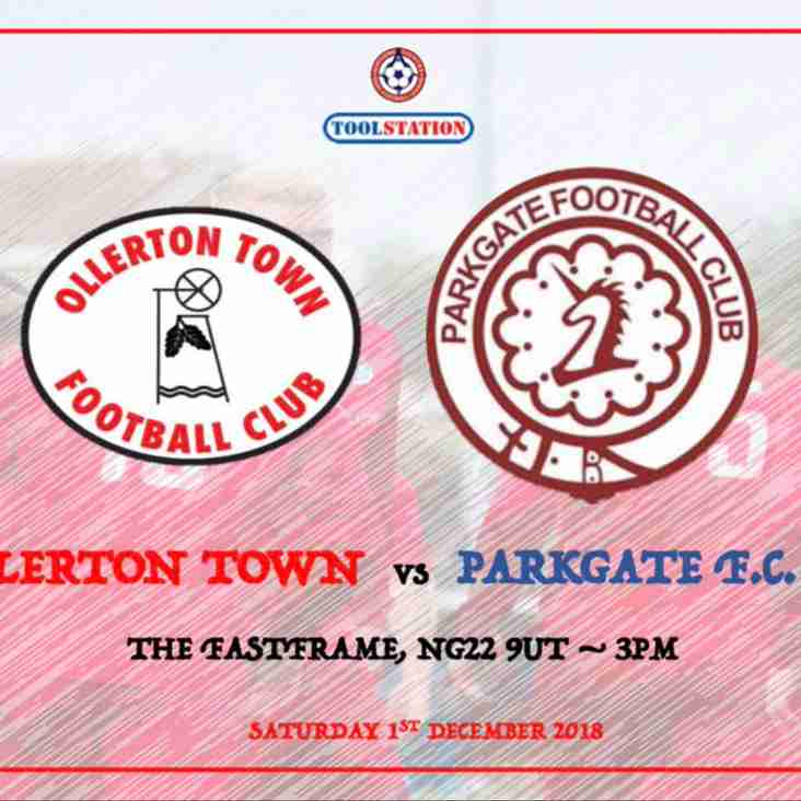 PREVIEW: Ollerton Town vs Parkgate
