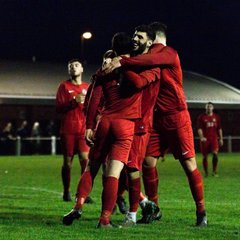vs Glasshoughton Welfare (A) 24/11/18