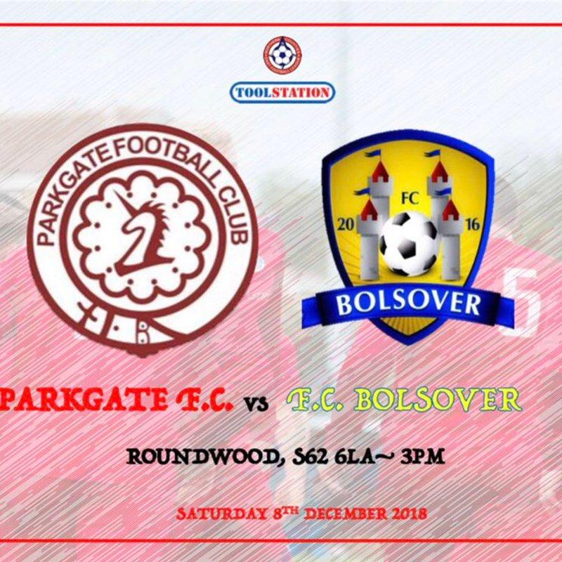 PREVIEW: Parkgate vs F.C. Bolsover
