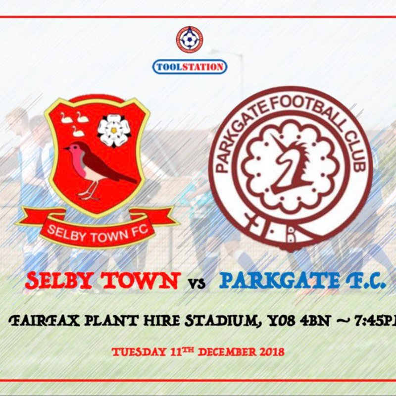 PREVIEW: Selby Town vs Parkgate