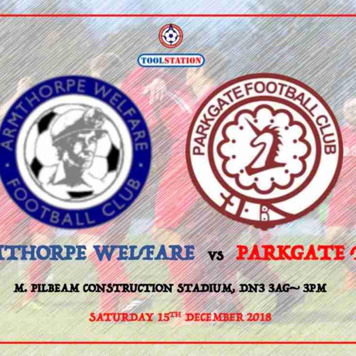 PREVIEW: Armthorpe Welfare vs Parkgate