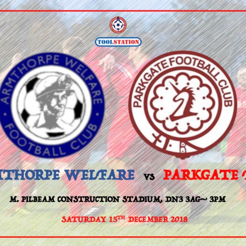 PREVIEW: Armthorpe Welfare vs Parkgate