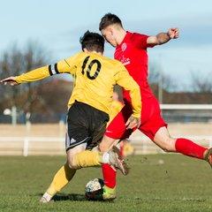 U18's vs Dinnington Town 9/12/18