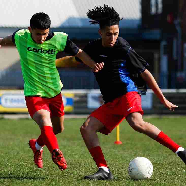 Parkgate Football Club confirm new U21's & U14's side, whilst continuing with U18 football!