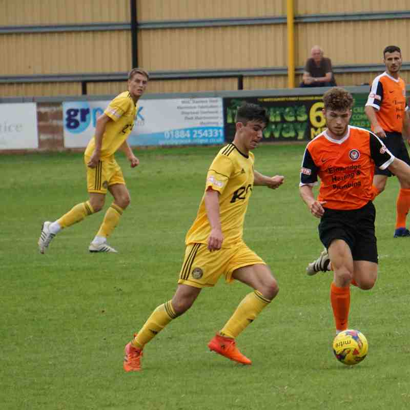Walton Casuals - Home - 18th August 2018 - Tivvy Win 5-1