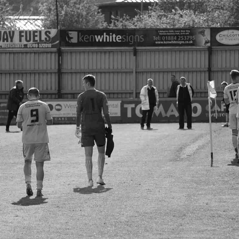 Beaconsfield - Home - 27th April 2019  1-1 Tivvy goal by Tom Bath