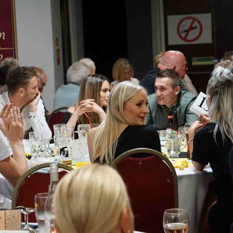 Presentation Night For Season 2018-2019 - 11th May 2019